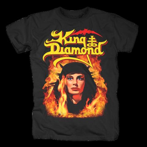 √Fatal Portrait von King Diamond - T-Shirt jetzt im Bravado Shop