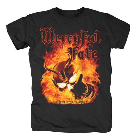 √Dont Break The Oath von Mercyful Fate - T-Shirt jetzt im Bravado Shop