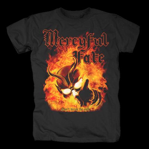 Dont Break The Oath von Mercyful Fate - T-Shirt jetzt im Bravado Store