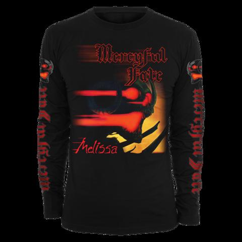 √Melissa von Mercyful Fate - Long-sleeve jetzt im Bravado Shop