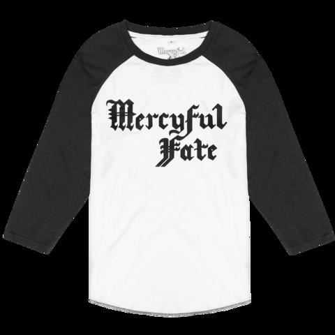 √Black Logo von Mercyful Fate - Raglan long-sleeve jetzt im Bravado Shop