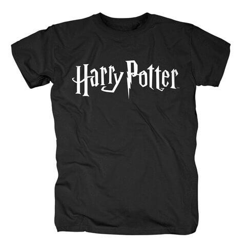 √Logo / Schriftzug von Harry Potter - T-Shirt jetzt im Bravado Shop
