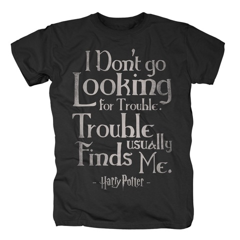 √Trouble von Harry Potter - T-Shirt jetzt im Bravado Shop