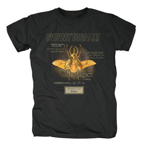√Königin der Käfer von Subway To Sally - T-Shirt jetzt im Bravado Shop