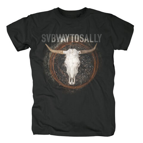 √Bull In The Woods von Subway To Sally - T-Shirt jetzt im Bravado Shop