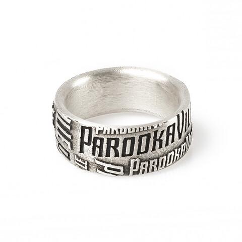 √5th Anniversary von Parookaville Festival - Ring jetzt im Bravado Shop