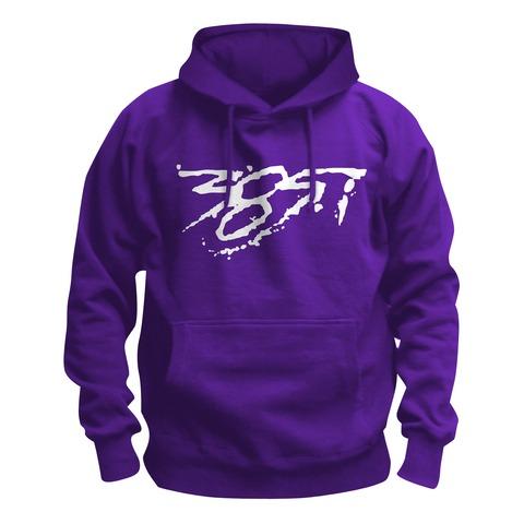√385i Radiant Purple von 385idéal - Hood sweater jetzt im Bravado Shop