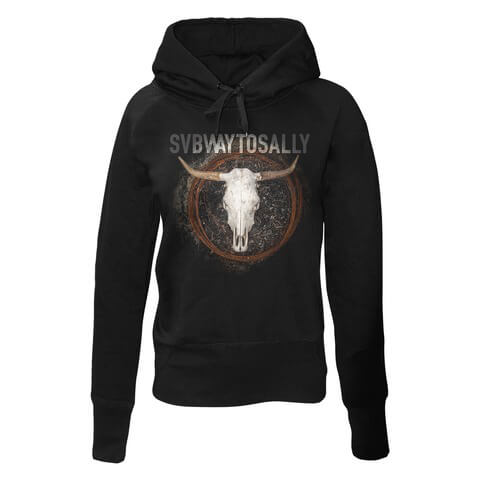 √Bull In The Woods von Subway To Sally - Girlie hooded sweater jetzt im Bravado Shop
