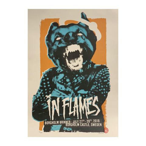 √Borgholm Dog von In Flames - Poster jetzt im Bravado Shop