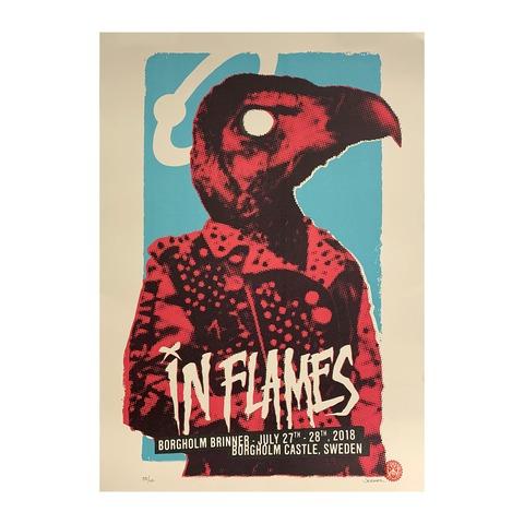 √Borgholm Vulture von In Flames - Poster jetzt im Bravado Shop