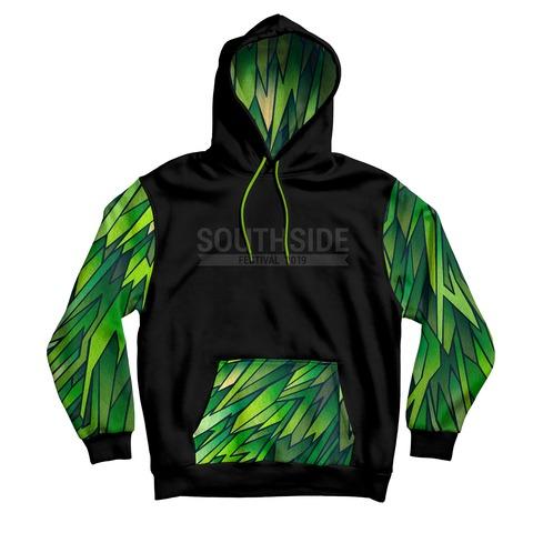 √Fur Real 2019 Line-up von Southside Festival - Hood sweater jetzt im Bravado Shop