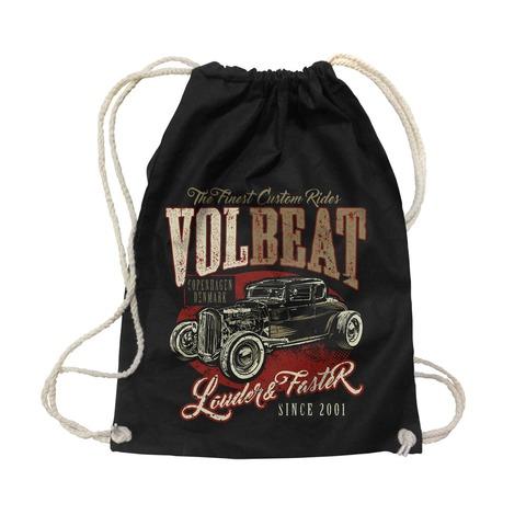 Louder & Faster von Volbeat - Gym Bag jetzt im Bravado Shop