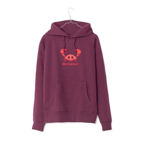 √Krebs von Dendemann - Hood sweater jetzt im Bravado Shop