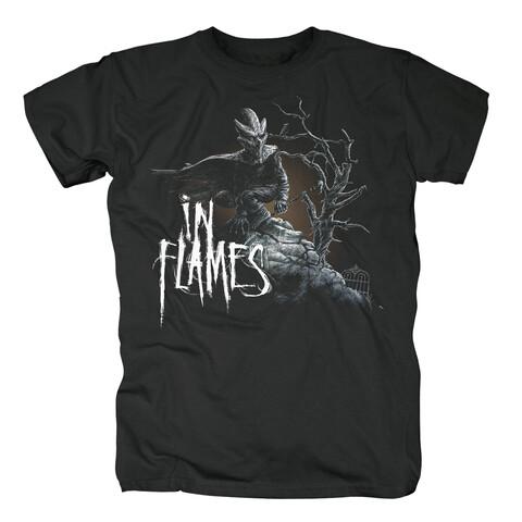 √Masked von In Flames - T-Shirt jetzt im Bravado Shop