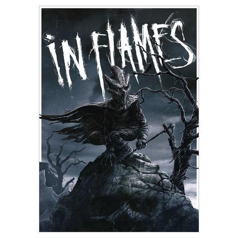 √The Mask von In Flames - Poster Din A1 jetzt im Bravado Shop