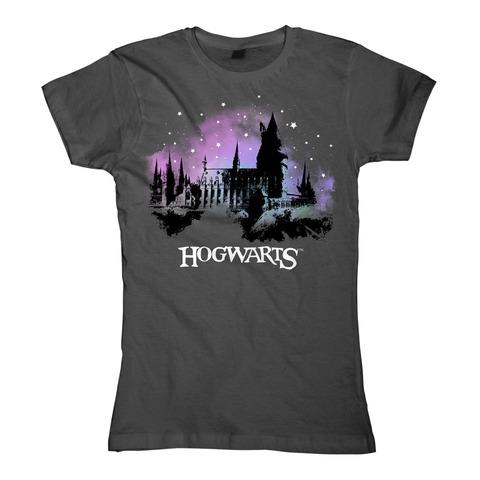 Hogwarts von Harry Potter - Girlie Shirt jetzt im Bravado Shop