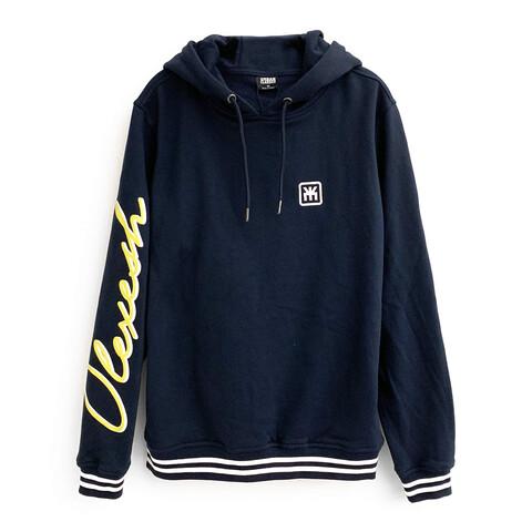 √Signature Stripes von Olexesh - Hood sweater jetzt im Bravado Shop
