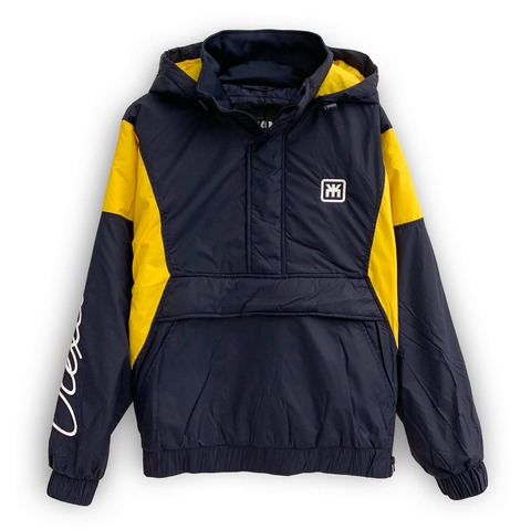 √2-Tone Pull Over Jacket von Olexesh - Windbreaker jetzt im Bravado Shop