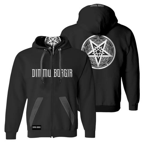 √Pentagram von Dimmu Borgir - Jacket jetzt im Bravado Shop