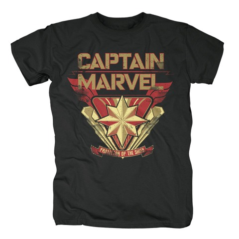Protector of the Skies von Captain Marvel - T-Shirt jetzt im Bravado Shop