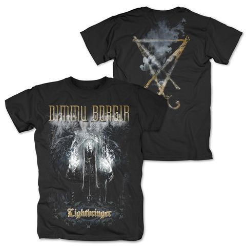 √Lightbringer von Dimmu Borgir - T-Shirt jetzt im Bravado Shop