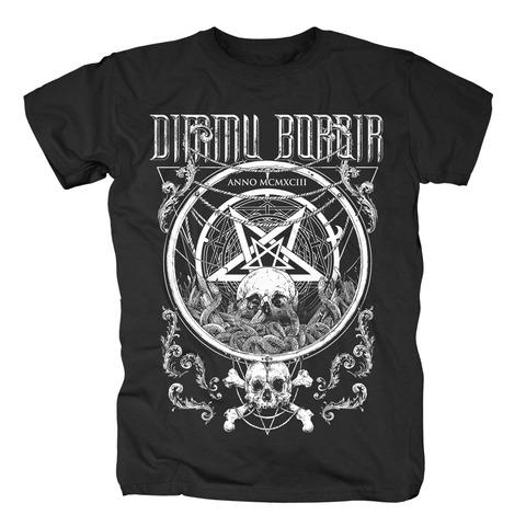 √Penta-Rope von Dimmu Borgir - T-Shirt jetzt im Bravado Shop