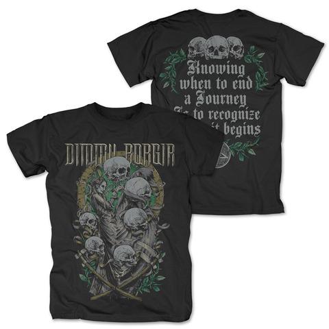 √Knowing von Dimmu Borgir - T-Shirt jetzt im Bravado Shop