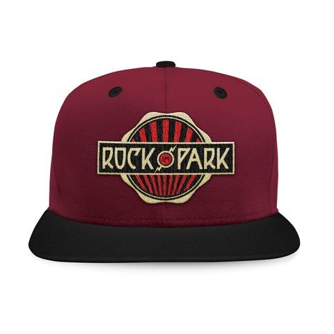 √Logo Seal von Rock im Park Festival - Cap jetzt im Bravado Shop