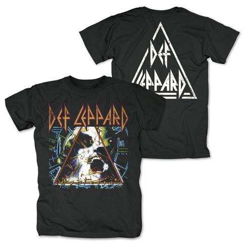 √Hysteria von Def Leppard - T-Shirt jetzt im Bravado Shop