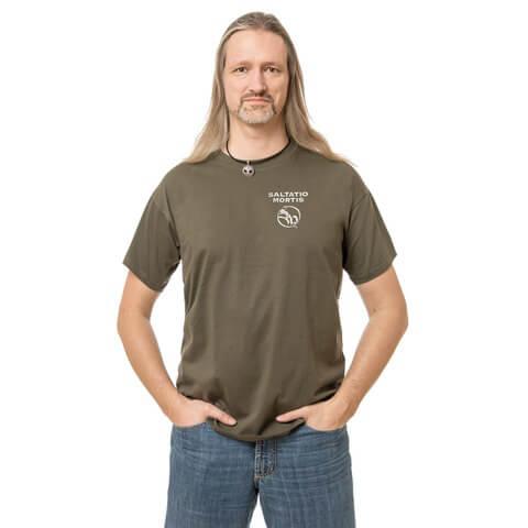 √Europa von Saltatio Mortis - T-Shirt jetzt im Bravado Shop