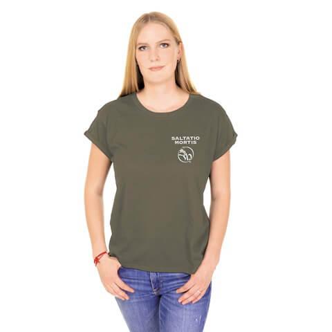 √Europa von Saltatio Mortis - Loose Fit Girlie Shirt jetzt im Bravado Shop