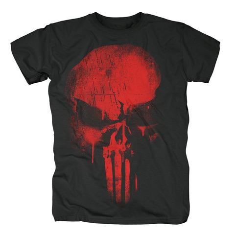 √Sprayed Skull von The Punisher - T-Shirt jetzt im Bravado Shop