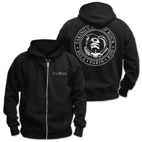 √Taking Care Of Rock von die ärzte - Hooded jacket jetzt im Bravado Shop