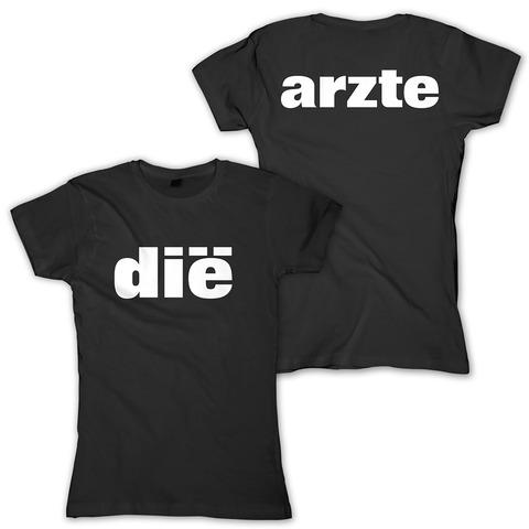 √die arzte von die ärzte - Girlie Shirt jetzt im Bravado Shop
