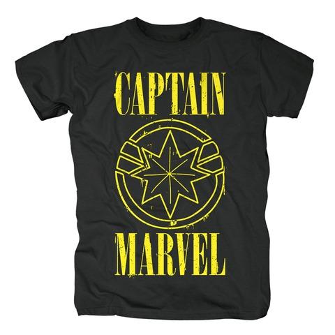 Neverminded von Captain Marvel - T-Shirt jetzt im Bravado Shop