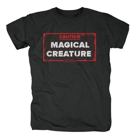 √Magical Creature von Fantastic Beasts - t-shirt jetzt im Bravado Shop