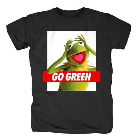 √Kermit - Go Green von Disney - T-Shirt jetzt im Bravado Shop