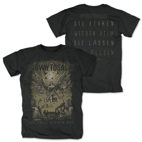 √Die Engel steigen auf von Subway To Sally - T-Shirt jetzt im Bravado Shop