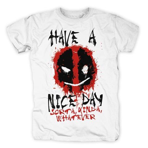 √Have a Nice Day von Deadpool - T-Shirt jetzt im Bravado Shop