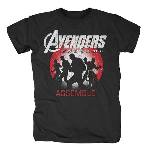 √Assemble von Avengers - T-Shirt jetzt im Bravado Shop
