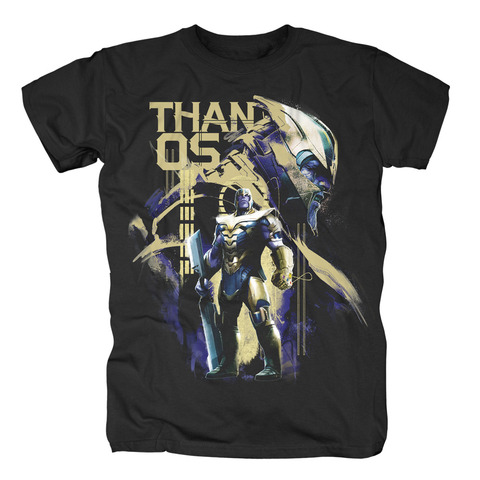 √Warlord Thanos von Avengers - T-Shirt jetzt im Bravado Shop
