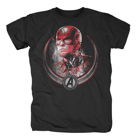 √Captain America von Avengers - T-Shirt jetzt im Bravado Shop