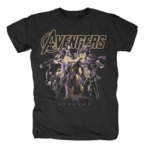 √Ready To Fight von Avengers - T-Shirt jetzt im Bravado Shop