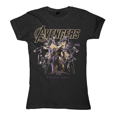 √Ready To Fight von Avengers - Girlie Shirt jetzt im Bravado Shop