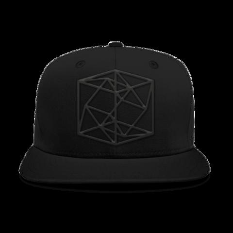 √Cube - black on black von TesseracT - Cap jetzt im Bravado Shop