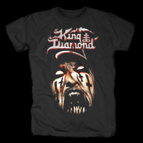 √Puppet Master Face von King Diamond - T-Shirt jetzt im Bravado Shop