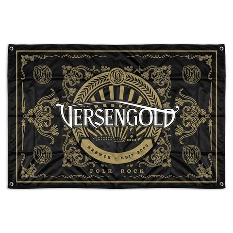 √Goldschool von Versengold - Flag jetzt im Bravado Shop