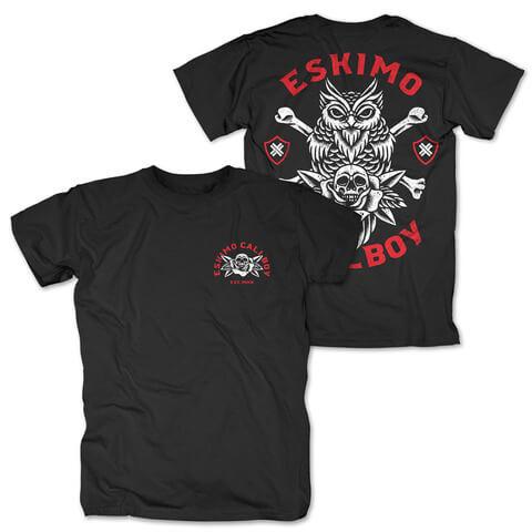√Deadly Silence von Eskimo Callboy - T-Shirt jetzt im Bravado Shop