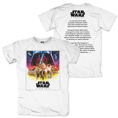 A New Hope Collage von Star Wars - T-Shirt jetzt im Bravado Shop