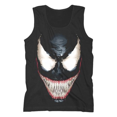 √Venom - Big Face von Marvel Comics - Tank shirt jetzt im Bravado Shop